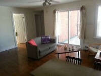 1 Bedroom Sublet Sandy Hill All included