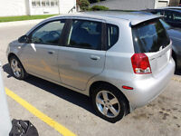 2006 Pontiac Wave Uplevel Wagon