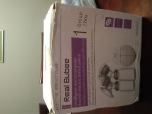 Double Electric Breast Pump Never Been Used!