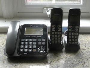 Panasonic Dect 6.0 Cordless Phone Set