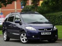 7 SEATER Mazda 5 2.0 Sport Petrol..JUST SERVICED +NEW MOT+COMPREHENSIVE WARRANTY