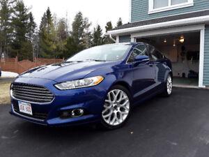 2013 Ford Fusion Titanium EcoBoost AWD