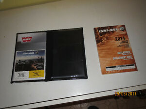 guide conducteur outlander 2014 et dvd can am