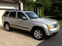 2008 Jeep Grand Cherokee Loaded SUV, Crossover Diesel Mercedes