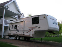 Fifth Wheel Mountaineer 2002