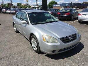 Nissan Altima 2.5S-AUTOMATIC-IMPECABLE 2002