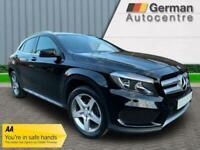 2015 Mercedes-Benz GLA GLA 200 CDI AMG Line 5dr ESTATE Diesel Manual