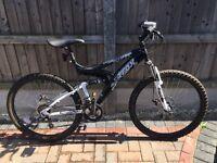 Trax TFA1D mountain bike