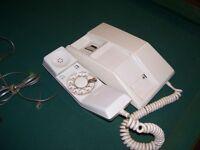 Antique Desk Phone