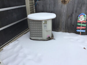 York central air conditioner