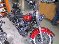 Heritage Softail, Original, rebuilt top end