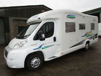 2007 Chausson Allegro 93 4 Berth Low Profile Motorhome For Sale Ref 13652