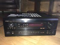 Denon AVR 2802 A/V Surround Receiver & Infinity Speaker System TSS750