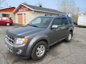 Ford Escape limited AWD 2010