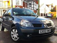Renault Clio 1.2 AUTHENTIQUE, 5 DOOR, LOOKS AND DRIVES GREAT !