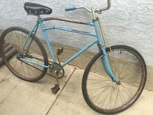 Antique Vintage 1941 CCM Bicycle
