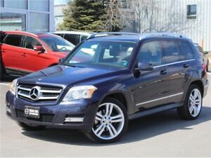 2011 Mercedes-Benz GLK-Class GLK350 | AWD | HEATED LEATHER |...