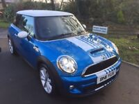 Immaculate Mini Cooper S 2011 low miles