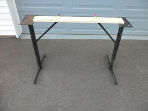 Metal Legs for Table or Work Bench
