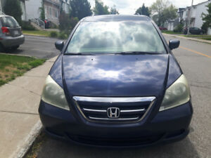 2005 Honda Odyssey Familiale
