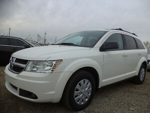 2009 Dodge Journey SXT--ONE  OWNER--EXCELLENT SHAPE IN/OUT Edmonton Edmonton Area image 4