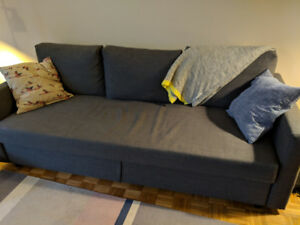 Sofa­bed - Pull out couch - FRIHETEN