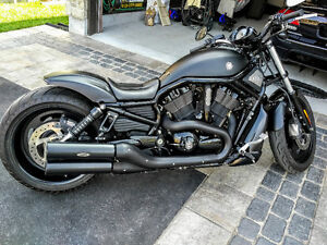2011 harley  night rod v-rod