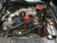 700HP....1994 Ford Mustang GT SUPERCHARGE Cabriolet