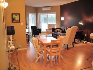 Furnished Suite along the Peace River