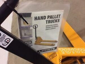 Lift-Rite Hand Pallet Truck  Windsor Region Ontario image 6