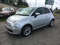 2008 08 Fiat 500 1.4 SPORT (6 speed manual)