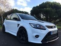 Ford Focus 2.5 RS 3dr PETROL MANUAL 2010/02
