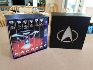 Box Set Star Trek Movies