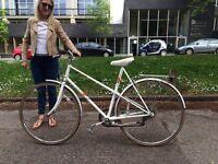 """Vintage """"Raleigh Candice"""" Ladies Bicycle"""