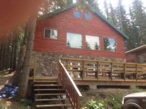Four Season Lakeview Cabin at Barrier Lake