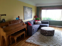 2 bedroom, fully furnished main floor rental in Gorge area