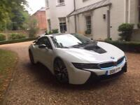 2014 BMW i8 1.5 Coupe Auto 4X4 2dr (start/stop)