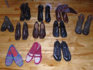 Shoes and boots for sale