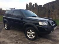 2006 (55) Land Rover Freelander 2.0Td4 Adventurer ** 12 Month Mot **