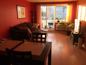 Downtown Jardin Windsor 3 1/2(+den), with furniture, great view