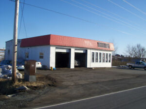 Used Car Business with Building For Sale