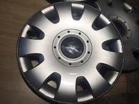 VW Golf MK5 original rims