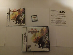 Kingdom Hearts 358/2 days for Nintendo DS Kingston Kingston Area image 1