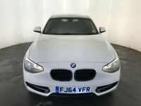 2014 64 BMW 120D XDRIVE SPORT 5 DOOR HATCHBACK 1 OWNER SERVICE HISTORY FINANCE