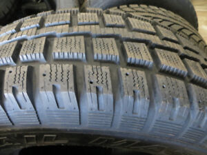 P265/70R17 SEVERE SNOW RATED NEW WINTER TIRES $460.00 SET OF 4