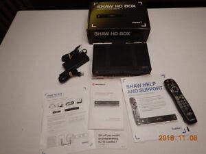 New Shaw Motorola HD Cable Box DCX 3200-M