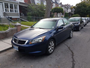 2008 Honda Accord EX-L, 4 cy, 138k, Winter Tires, $8500 obo