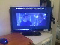 26 inch tv dvd combi