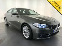 2014 BMW 520D LUXURY AUTOMATIC DIESEL LEATHER INTERIOR 1 OWNER SERVICE HISTORY