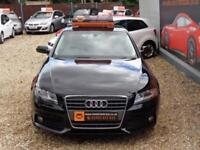 AUDI A4 1.8 TFSI SE 4dr Black Manual Petrol, 2011